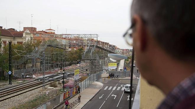 Adif pagará un túnel más ancho bajo las vías