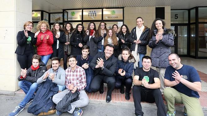 Alumnos de STARTinnova visitan M-M Coaching Business School