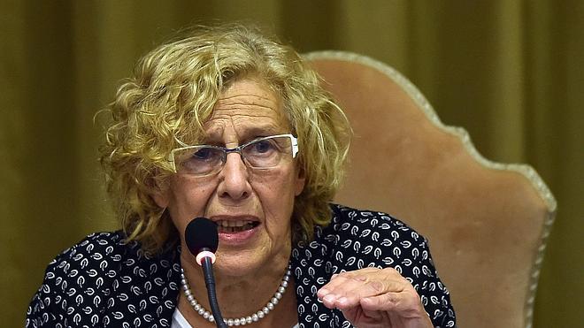 Una jueza de Segovia ve infracción penal contra los derechos de los trabajadores de Carmena y su marido
