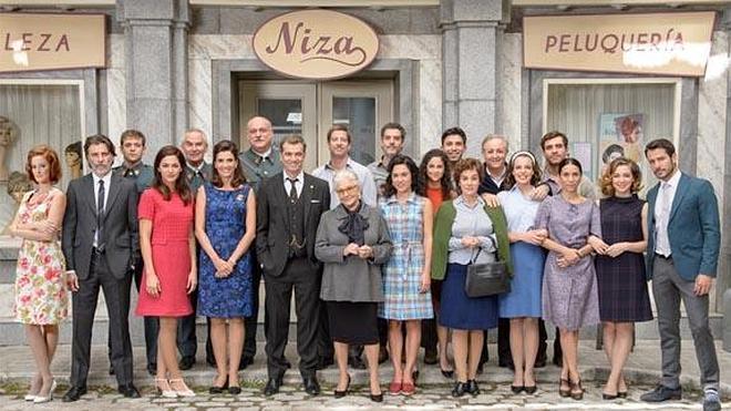 'Amar es para siempre' cumple tres años de éxito, en Antena 3