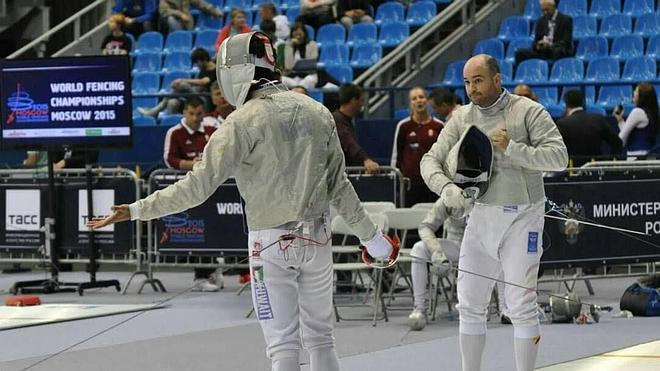 Fernando Casares vuelve en Italia a la competición