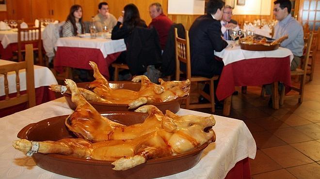 La era dorada del cochinillo de Segovia