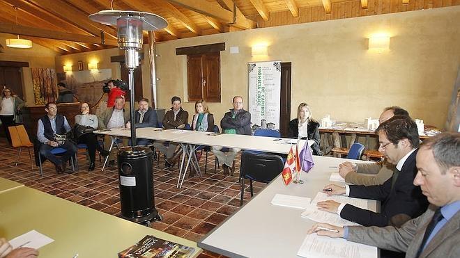 La Junta estrecha lazos con el sector turístico para dinamizar el medio rural de Palencia