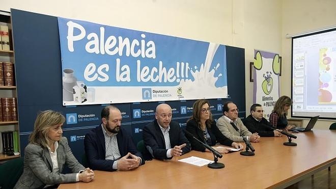 Palencia es la segunda provincia productora de leche de Castilla y León