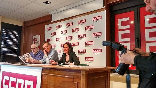 «Todo apunta a que en 2016 se va a crear en Castilla y León menos empleo que en 2015»
