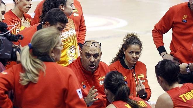 La selección femenina de baloncesto jugará en Palencia los días 4 y 5 de junio