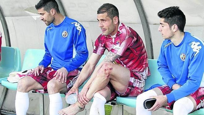 Diego Torres tiene un esguince pero jugará «para llevar al Deportivo Palencia a la siguiente ronda»