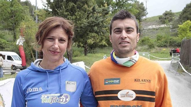 Jorge Turrado y Pilar Torres se imponen en el Circuito de las Cinco Leguas