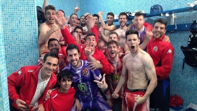 Remontada de campeón del Deportivo Palencia