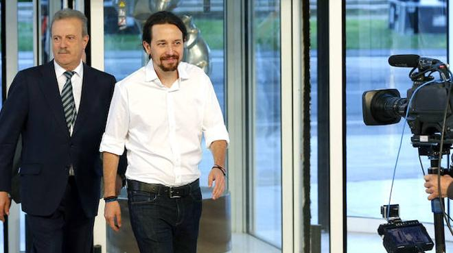 Los lectores de El Norte de Castilla creen que Pablo Iglesias ganó el debate electoral