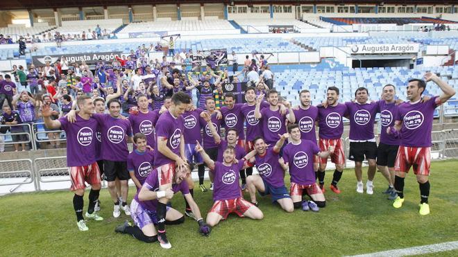 El Deportivo Palencia sube a Segunda B