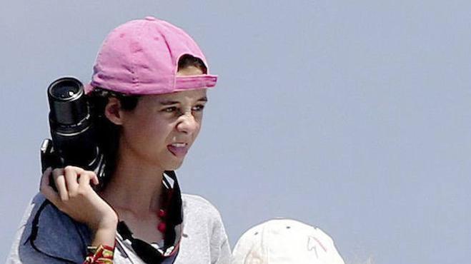 La hija de la infanta Elena participará en una prueba hípica en Segovia