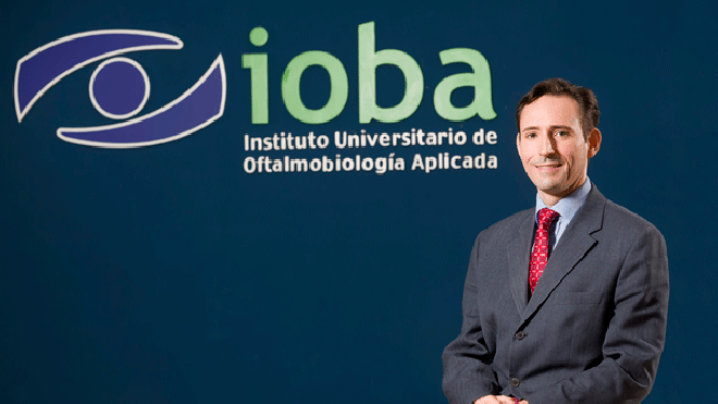 Miguel Maldonado, nuevo director del IOBA