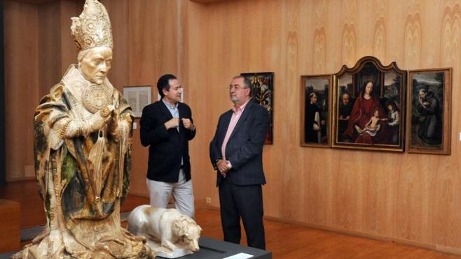 El catedrático Jesús Quijano recuerda la figura de Simón Ruiz, personaje clave para entender el comercio actual