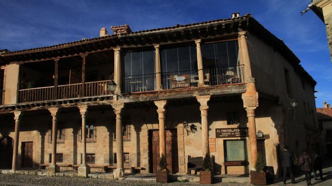 Pedraza, en el top 10 en el ecuador del concurso de fotos de Los pueblos más bonitos de España