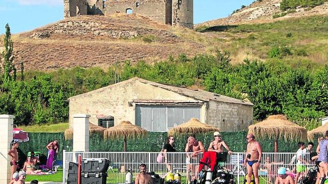 Inmersiones al pie del castillo