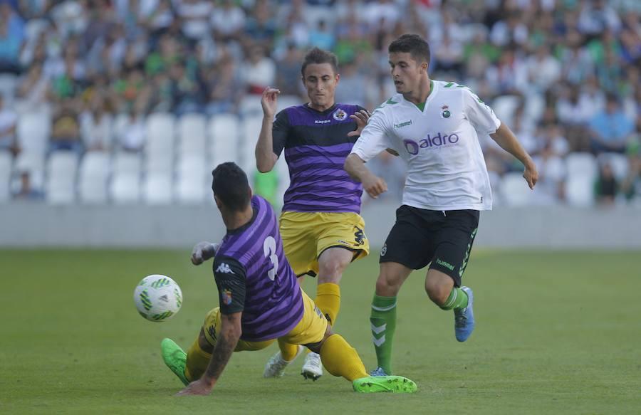 Estreno con derrota del Deportivo Palencia en Santander