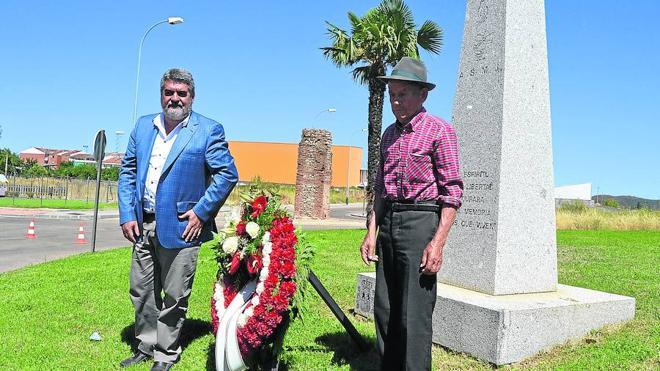 Ciudad Rodrigo apela a la reconciliación en el homenaje a la corporación de 1936