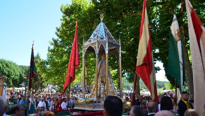 Once pueblos de Palencia festejan este jueves a sus patronas
