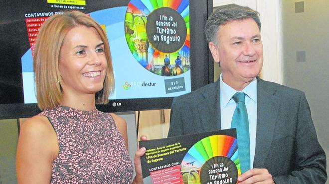 Prodestur inicia la promoción global de la provincia en la Campiña Segoviana