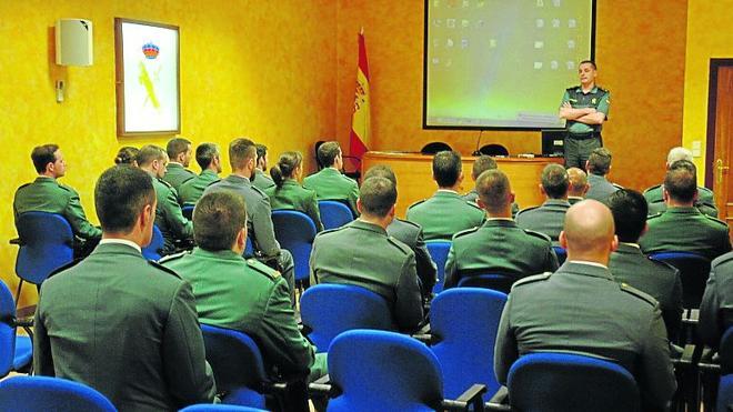 La Comandancia de Segovia recibe a 28 nuevos guardias civiles