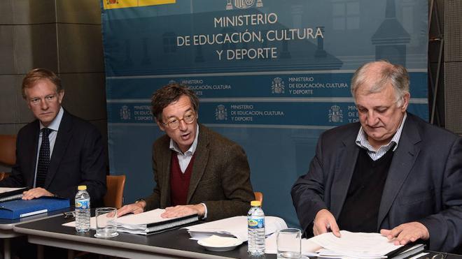 La sala de exposiciones del Centro de la Memoria se llamará Basilio Martín Patino