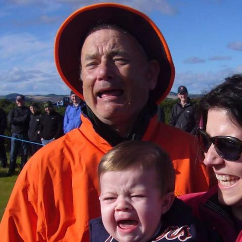 ¿Es Bill Murray o Tom Hanks?