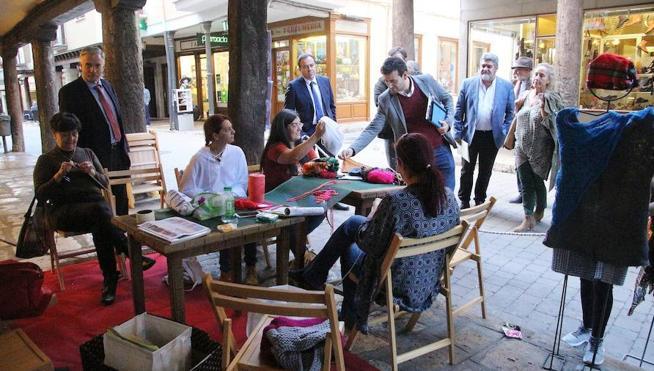 Los municipios declarados Conjuntos Históricos quieren constituirse en red