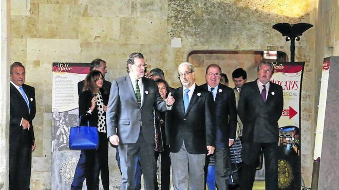 Lo que Mariano Rajoy tiene pendiente con Salamanca