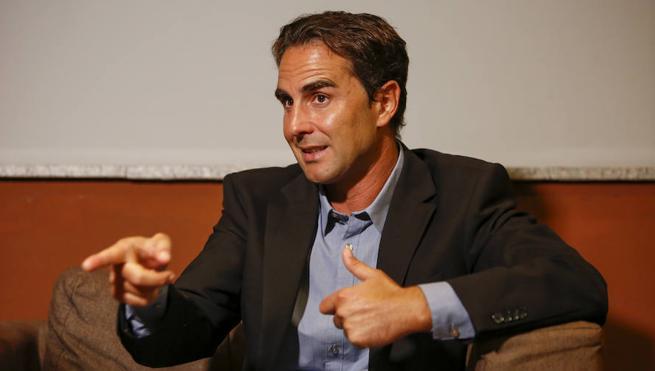 """""""Pienso seguir en España apoyando proyectos por la transparencia"""""""