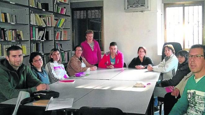 La Junta concede 92.000 euros a Adecocir para poner en marcha un programa formativo
