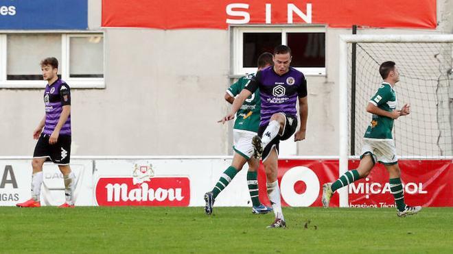 El Deportivo Palencia cae en Vigo y es colista