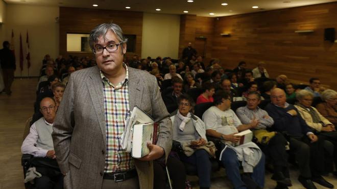 Juan Manuel de Prada presentará su última novela en el Aula de Cultura