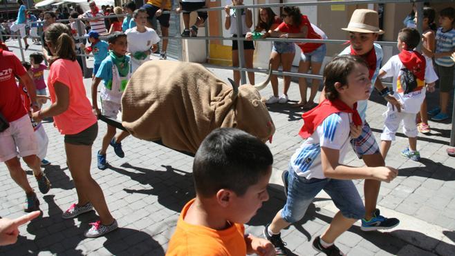 Tarde taurina en Cuéllar con la Fundación 'El Juli'
