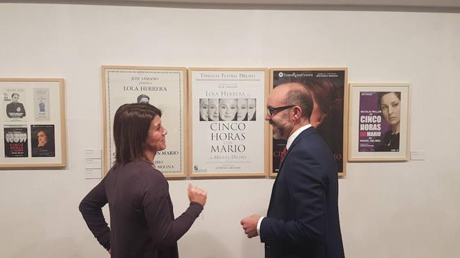 Una exposición recorre los 50 años de historia de 'Cinco horas con Mario'