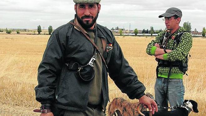 Más de 6.000 hectáreas dedicadas a la caza de liebre con galgo en Cantalapiedra