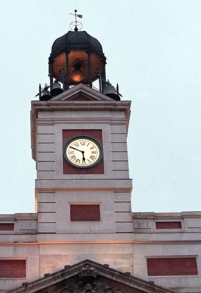 61039aaeef7d El pastor leonés que fabricó el reloj de la Puerta del Sol