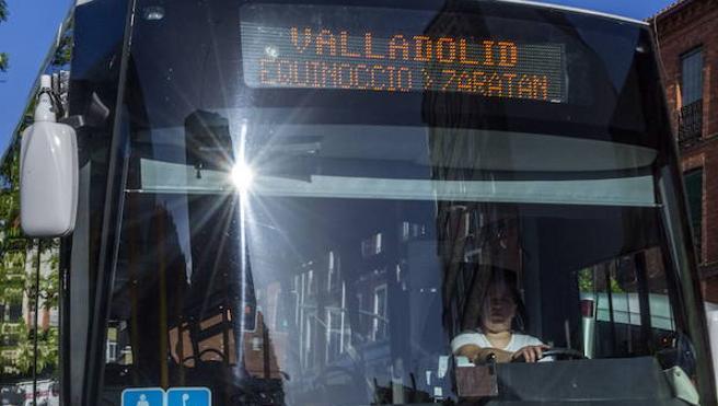 Zaratán tendrá autobuses cada media hora a Valladolid