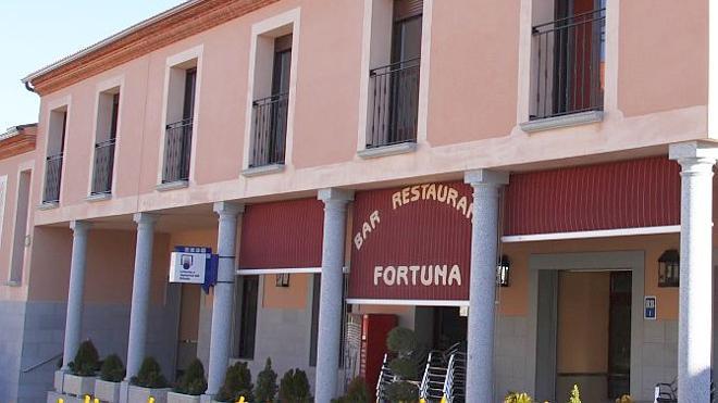 El restaurante Fortuna de Marugán vende un décimo del segundo premio del sorteo del Niño