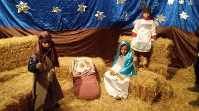 Una gran asistencia a la cabalgata cierra las fiestas navideñas de la localidad