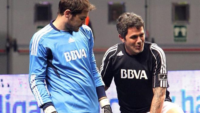 Alejandro Sanz confirma que Iker Casillas es un tacaño