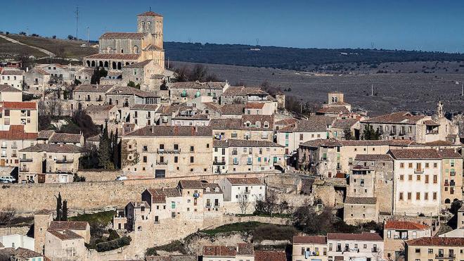 Cuatro pueblos segovianos, entre los 25 más bonitos de Castilla y León