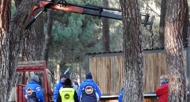 La Leyenda Continúa llena los hoteles en un radio de 20 kilómetros en torno a Cantalejo