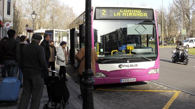 Ganemos Palencia rechaza la línea de autobuses entre Hermanas Hospitalarias y San Juan de Dios