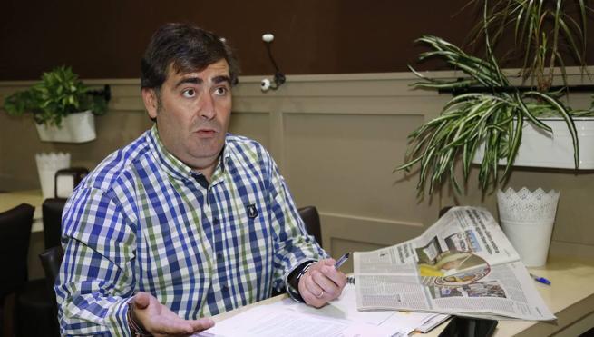 Villegas registra la marca Smashing Rules y torpedea a la directiva del Deportivo Palencia