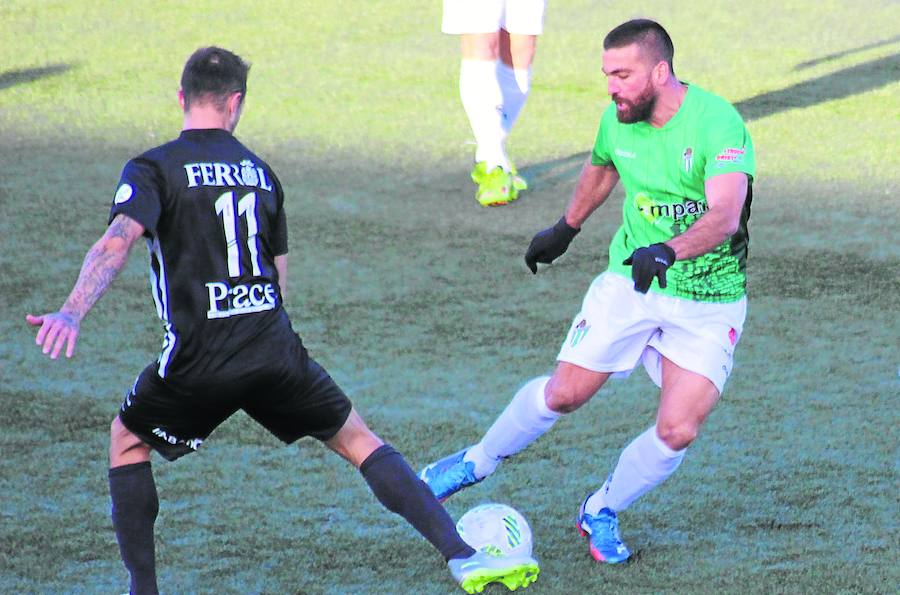 El Guijuelo, a cambiar el rumbo en la Liga