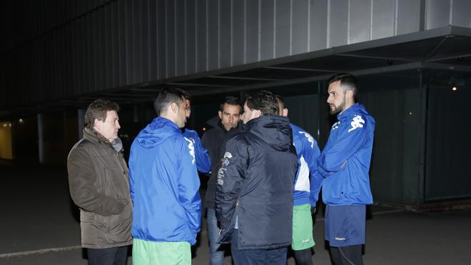 Juan José Salvador dimite como presidente de la junta gestora del Deportivo