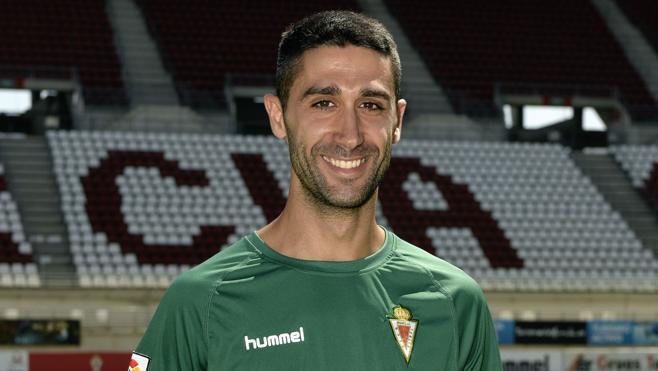 Joseba Garmendia, nuevo fichaje del Deportivo Palencia