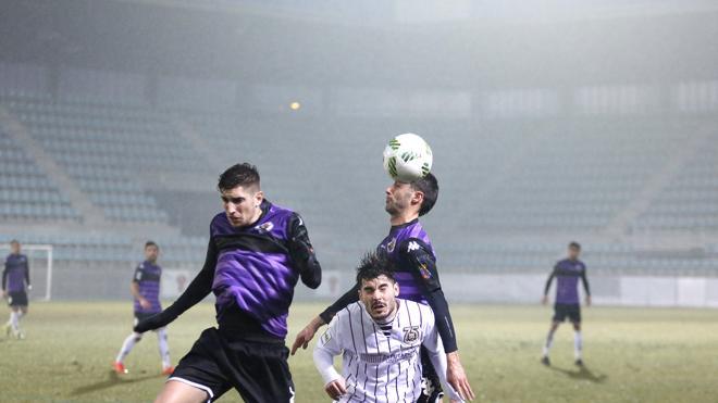 El Deportivo Palencia empata ante el Pontevedra