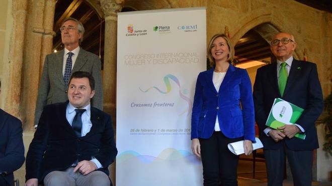 El Congreso 'Mujer y Discapacidad' atraerá a más de 400 profesionales a Ávila